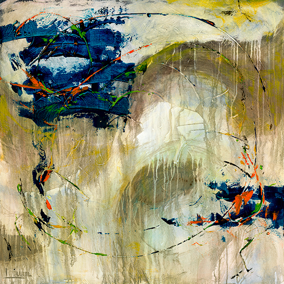 String Theory - Lynette Ubel | Urban + Abstract Exhibition