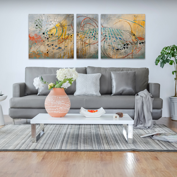 Art In Environments: Creative Ways To Bring Art Into Your Home