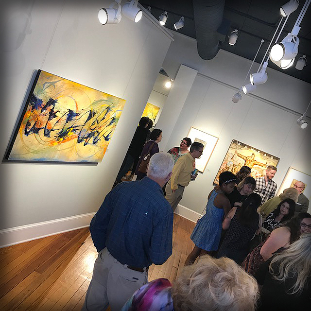 Art Gallery Openings: Connecting Artists With Collectors And Other Artists