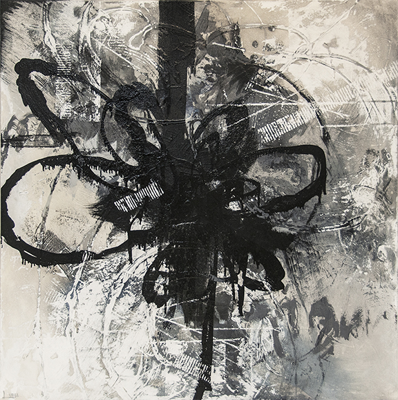 Black & White Paintings: A Personal Challenge