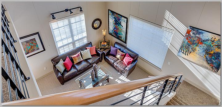 2-lynette Ubel_Framed art_home interior
