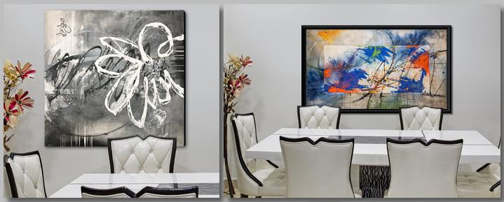 lynette Ubel_Dining Room_painting